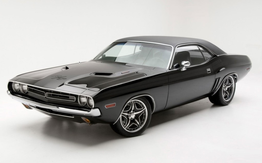 Black on Black – Muscle Car Club
