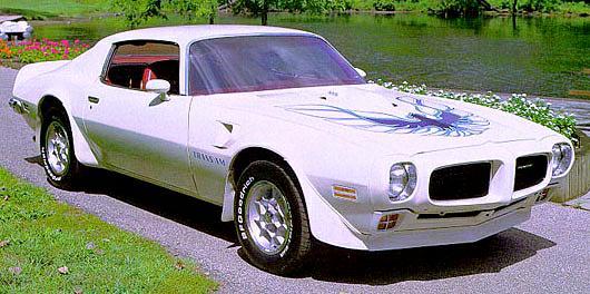 Pontiac Firebird Muscle Car Club